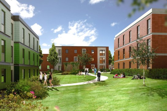 Chester Student Village